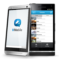QNAP Security Releases VMobile 2.0 App