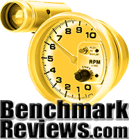 Benchmark Reviews Silver Tachometer Award Logo (Small)