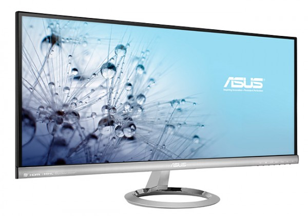 ASUS Designo Series MX299Q Ultrawide 21:9 Cinematic Monitor Introduced