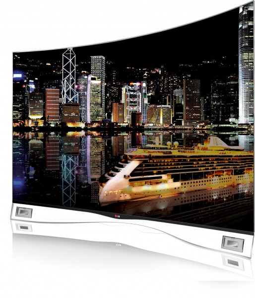 LG OLED TV to Debut in America