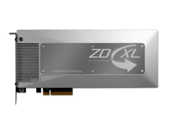OCZ Technology ZD-XL SQL Accelerator for SQL Servers Announced