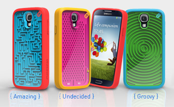 PureGear Retro Game Cases for Samsung Galaxy S4 Launched