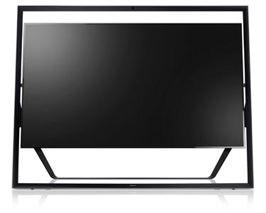 Samsung F9000 Series Ultra High-Definition TV Lineup Announced