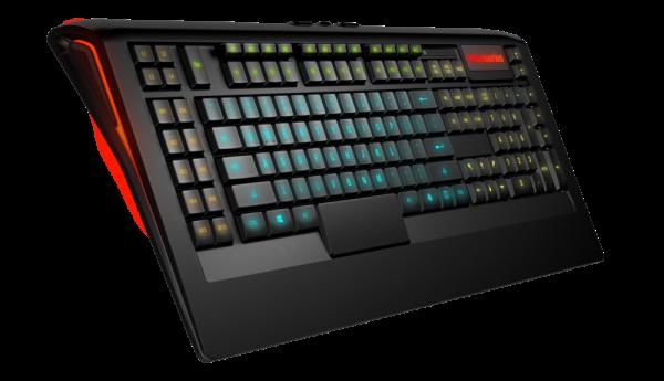 SteelSeries Apex Gaming Keyboard Released