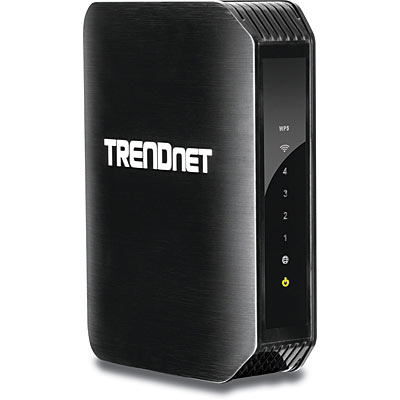 TRENDnet TEW-751DR N600 Dual Band Router Released