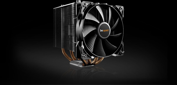 be quiet! Shadow Rock 2 Tower Heat Pipe CPU Cooler Introduced