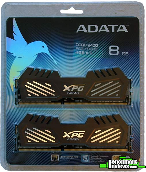 ADATA XPG V2 2400MHz 8GB Kit