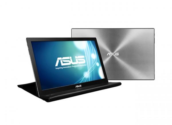 ASUS MB168 Portable USB-Powered Monitor