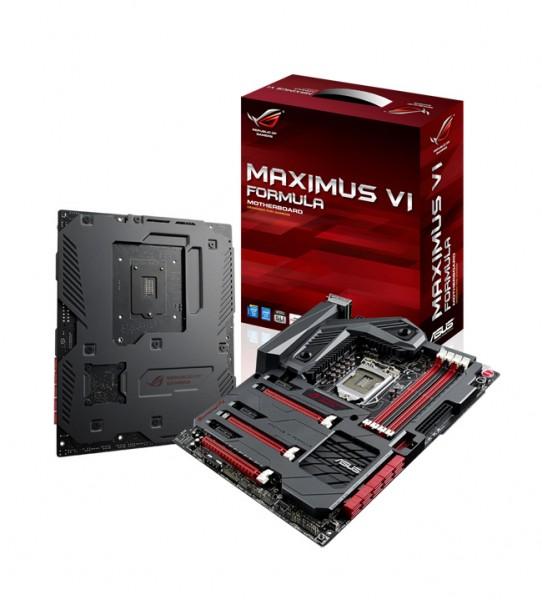 ASUS Republic of Gamers Maximus VI Formula Gaming Motherboard