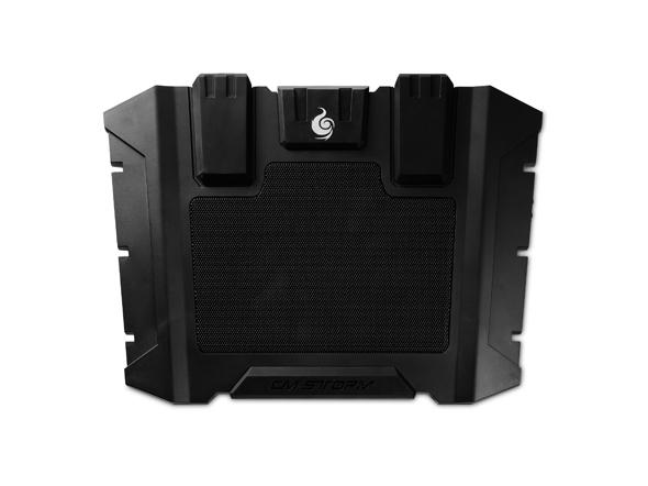 Cooler Master SF-15 Gaming Laptop Cooler Released