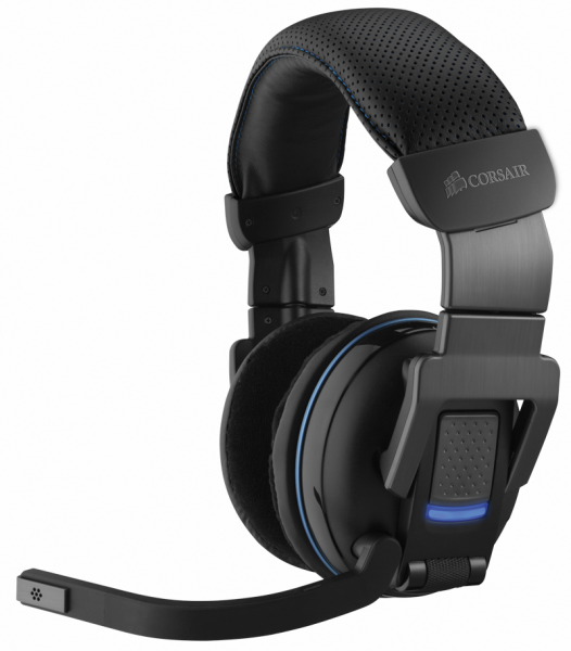 Corsair Vengeance Gaming Headset Line Expanded