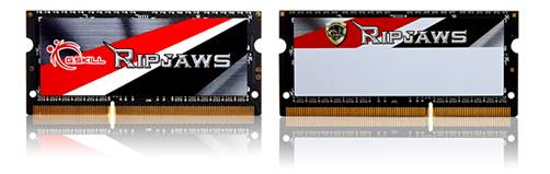 G.SKILL Ripjaws Series High Performance DDR3 SO-DIMM Memory Announced