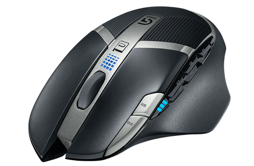 Logitech G602 Wireless Gaming Mouse Launched