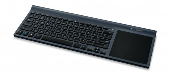 Logitech TK820 Wireless All-in-One Keyboard with Built-in Touchpad Launched