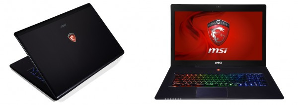 MSI GS70 17-Inch Ultra-Thin Gaming Notebook Revealed