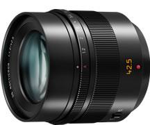 Panasonic LEICA DG NOCTICRON 42.5mm/F1.2 Lens Announced
