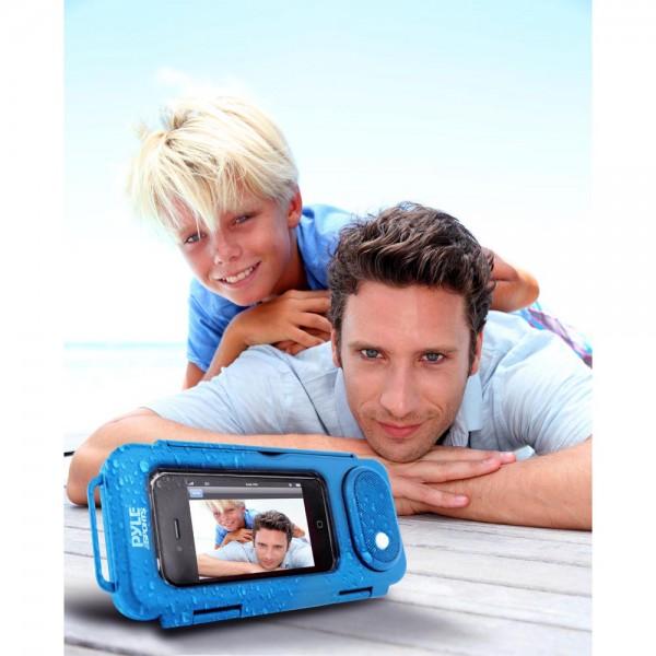 Pyle SurfSound-PLAY Universal Waterproof Smartphone Speaker Case Debuts