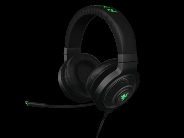 Razer Kraken 7.1 Surround Sound USB Gaming Headset Unveiled