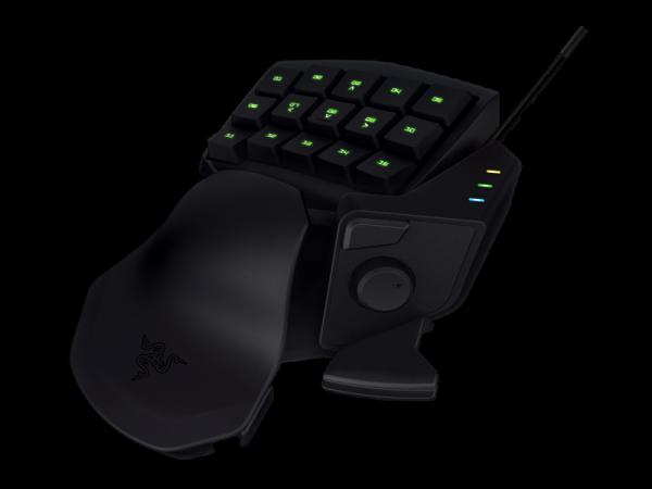 Razer Tartarus Membrane Gaming Keypad Debuts