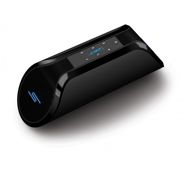 SMS Audio SYNC by 50 Wireless Speaker with Bluetooth 4.0 aptX Technology Released