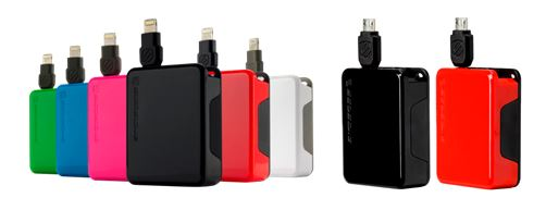 Scosche boltBOX and microBOX Portable Charging Devices Launched