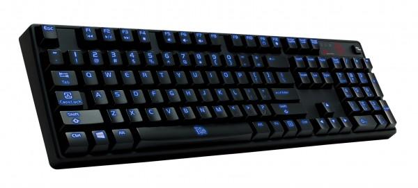 Tt eSPORTS Poseidon Illuminated Mechanical Gaming Keyboard Introduced