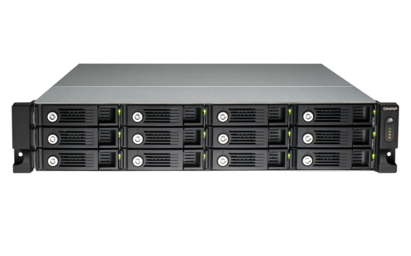 ZyXEL Partners with QNAP for 10G Ethernet Powered NAS Solution