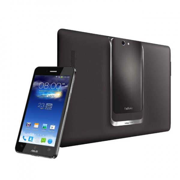 ASUS PadFone Infinity Smartphone/Tablet Debuts