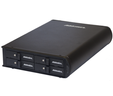 Addonics Sapphire Snap-In Disk Array With eSATA and USB 3.0 Debuts