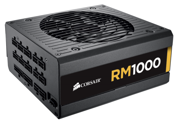 Corsair RM Series Power Supplies Launched