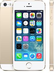 Gold Apple iPhone 5s Smartphone