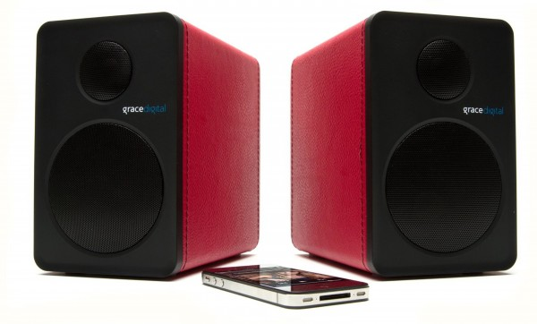 Grace Digital GDI-BTSP201 aptX Bluetooth 4.0 Speakers Introduced