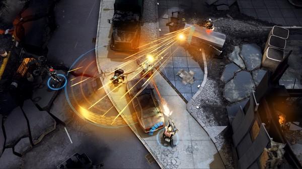Merc Elite Tactitian Sensor Tower Shield