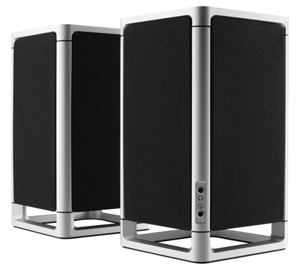 Simple Audio Listen and Go High-Fidelity Speakers Introduced