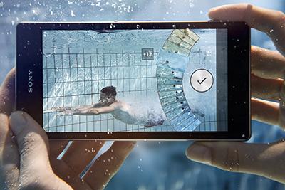 Sony Xperia Z1 Waterproof Smartphone Debuts