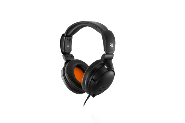 SteelSeries 5Hv3 and 3Hv2 Gaming Headsets Released