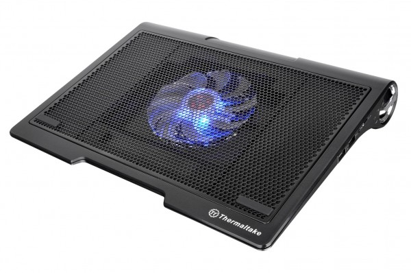 Thermaltake Massive SP Laptop Cooling Pad Introduced