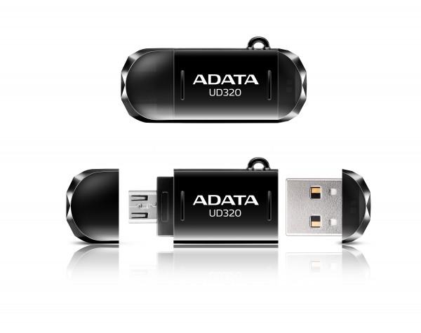 ADATA DashDrive Durable UD320 USB Flash Drive Debuts 1