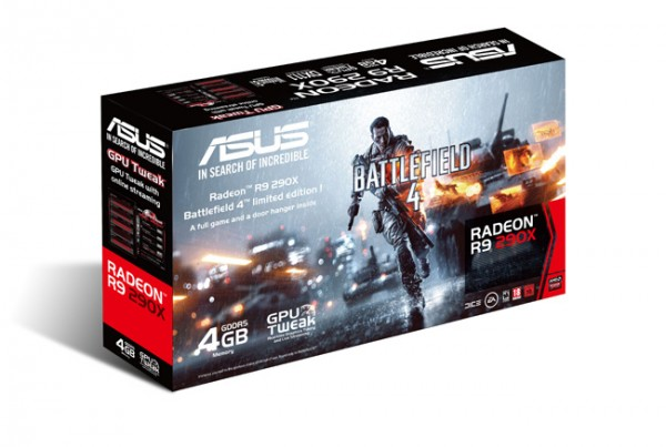 ASUS R9 290X Graphics Card Announced