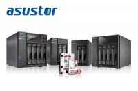 ASUSTOR NAS Devices Compatible with 3 New WD Red NAS Hard Drives