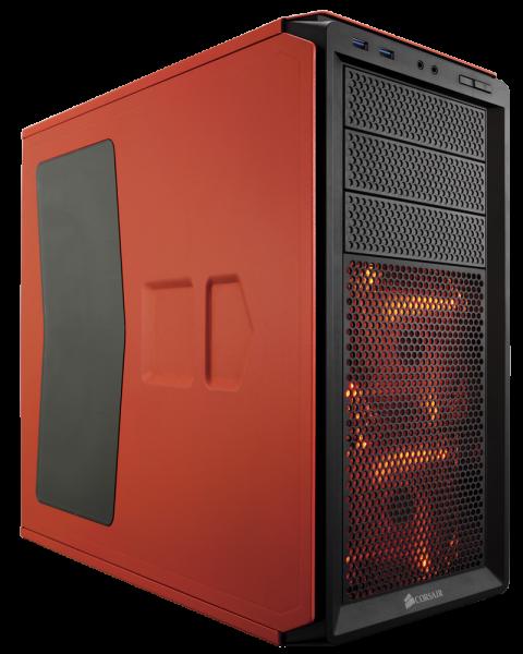 Corsair Graphite Series 230T PC Case Unveiled