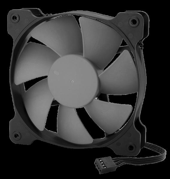 Corsair Hydro H75 Liquid CPU Cooler fan