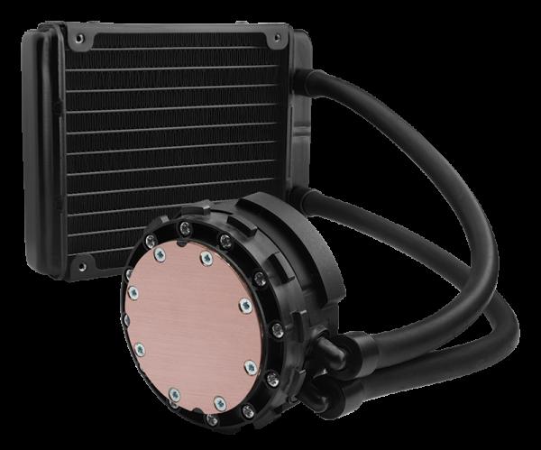 Corsair Hydro H75 Liquid CPU Cooler hero_copperplate
