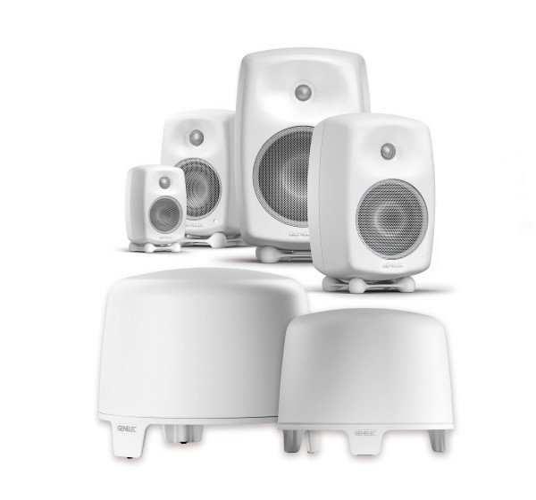 Genelec G Series Active Loudspeakers and F Series Active Subwoofers Introduced