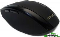 GoldX USB Optical Wireless Mouse Rear