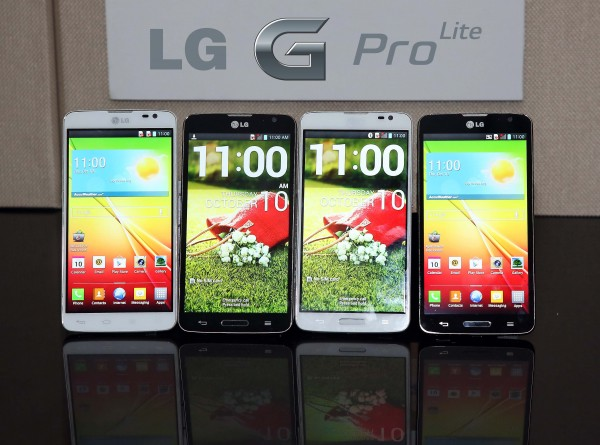 LG G Pro Lite Smartphone Launched