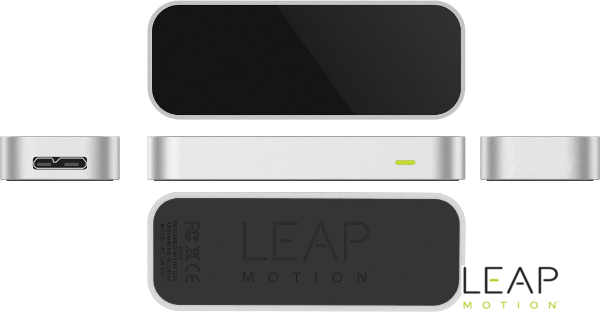 Leap Motion Controller 5 Angles