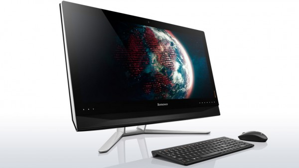 Lenovo B750 All-in-One Desktop Computer Debuts