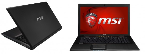 MSI GP Series Laptop Unveiled