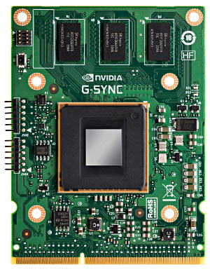 NVIDIA-G-Sync-Circuit-Board